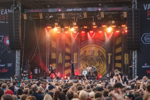 A Day To Remember, Vainstream Rockfest, Münster, 2017