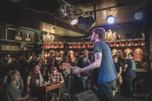 Joe McCorriston, Monarch, London, Lost Evenings, 2017