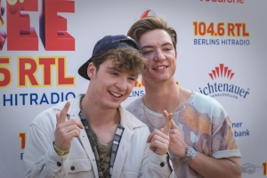 Die Lochis, Stars For Free, Berlin, 2017