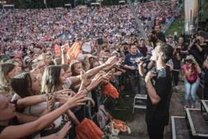 Wincent Weiss - Stars For Free - Berlin [26.08.2017]