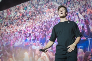 Wincent Weiss, Stars For Free, Berlin, 2017