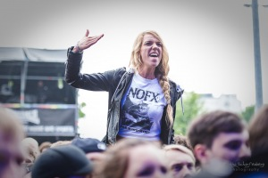 Against Me! - Vainstream Rockfest - Münster [01.07.2017]
