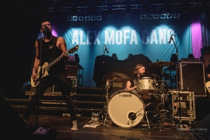 concert of Alex Mofa Gang at Huxley's Neue Welt, Berlin (2018)