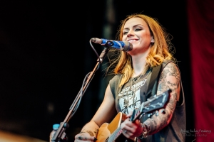 concert of Amy MacDonald at Zitadelle Spandau, Berlin (2018)