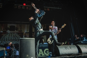 concert of Anti Flag at Punk In Drublic Fest, Berlin (2018)