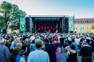 concert of Antje Schomaker at Zitadelle Spandau, Berlin (2018)
