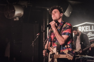Arkells at The Garage in Aberdeen