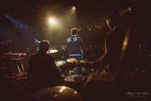 concert of Arkells at The Liquid Room, Edinburgh (2018)