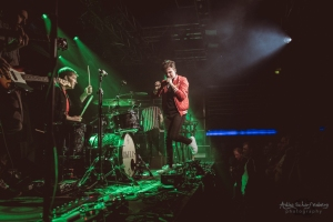 concert of Arkells at The Liquid Room, Edinburgh (2018)