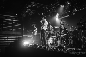 Arkells at The Liquid Room, Edinburgh (2018)