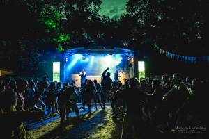 concert of Audio 88 & Yassin at Bergfunk Open Air (2018)