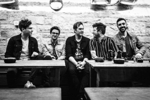 Arkells, The Liquid Room, Edinburgh, 2018