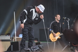 Beatsteaks at Lollapalooza Festival Berlin (2017)