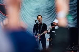 concert of Beatsteaks at Lollapalooza Festival Berlin (2017)