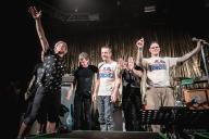 Beatsteaks at Roxy in Prag