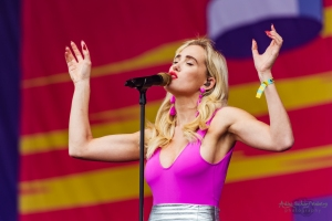 concert of Betsy at Lollapalooza, Berlin (2017)