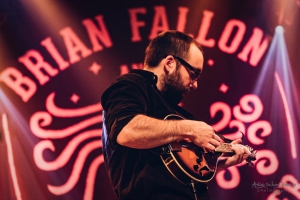 Brian Fallon & The Howling Weather at Melkweg, Amsterdam (2018)