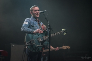 concert of Brian Fallon at O2 Institute, Birmingham (2018)