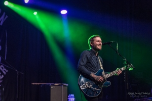 concert of Brian Fallon at Alter Schlachthof, Dresden (2018)