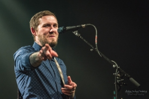 concert of Brian Fallon at Alter Schlachthof, Dresden (2018)