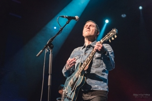 Brian Fallon And The Howling Weather at Olympia Theatre in Dublin in 2018