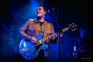 concert of Brian Fallon at Rock City, Nottingham (2018)