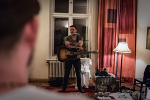 Concert of Cammy Black in Potsdam in 2017