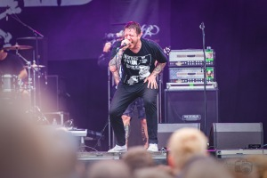 Comeback Kid - Vainstream Rockfest - Münster [01.07.2017]
