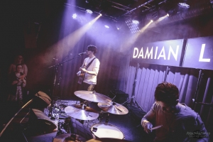 Damian Lynn at Privatclub in Berlin