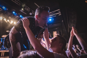 Dave Hause And The Mermaid at Arena, Wien (2017)