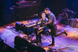 concert of Dave Hause at Melkweg, Amsterdam (2018)