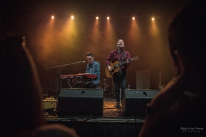 concert of Dave Hause at O2 Institute, Birmingham (2018)