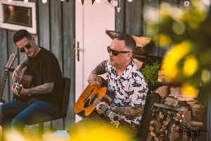 Dave Hause - house show - Berlin [01.08.2021]