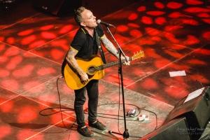 concert of Dave Hause at Palladium, Köln (2018)