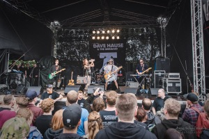Dave Hause And The Mermaid - Vainstream Rockfest - Münster [01.07.2017]