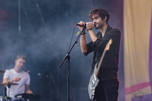 concert of Eau Rouge at Lollapalooza, Berlin (2017)