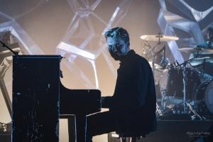 concert of Editors at Tempodrom, Berlin (2018)