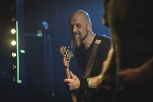 Eric Cohen at Cassiopeia, Berlin in 2017