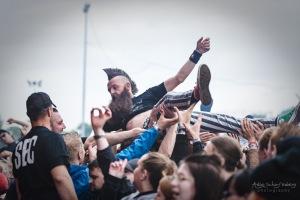 Feine Sahne Fischfilet - Vainstream Rockfest - Münster [01.07.2017]