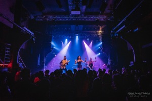 Felix Hagan & The Family - Knust - Hamburg [18.11.2018]