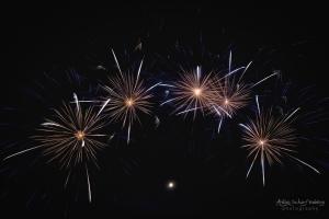 Feuerwerk 18.08.2018 (Parkbühne Wuhlheide, Berlin)