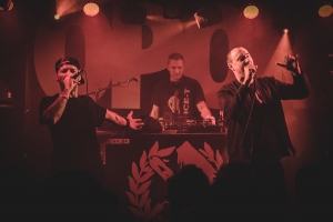 Flexis at Cassiopeia in Berlin during Streetwar Fest 2016