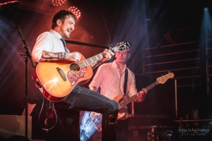 concert of Frank Turner at The Liquid Room, Edinburgh (2018)