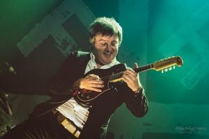 concert of Frank Turner, Roundhouse, London, 2018