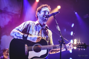 Frank Turner & The Sleeping Souls at Roundhouse in London (Lost Evenings 2017)