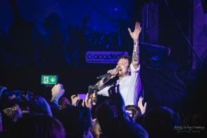 Frank Turner & The Sleeping Souls at O2 Academy, Newcastle (2018)