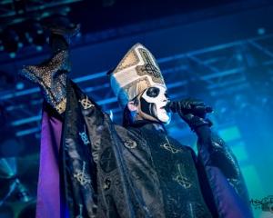 Ghost BC - Huxleys Neue Welt - Berlin [25.04.2017]