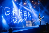 Green Day at Mercedes-Benz Arena in Berlin in 2017