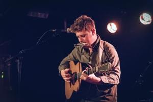 concert of Harry Pane at Musik & Frieden, Berlin (2018)