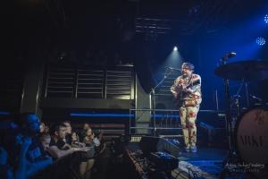 concert of The Homeless Gospel Choir at The Liquid Room, Edinburgh (2018)